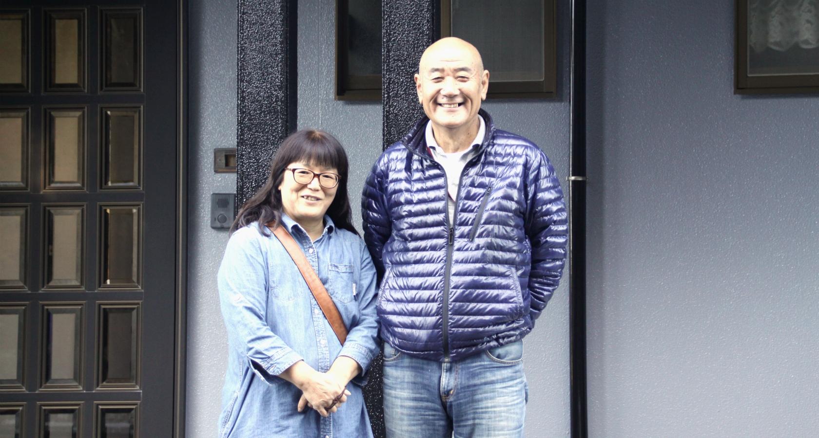 鳥取市のシェアハウス、あんねこんねのオーナー